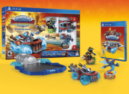 Skylanders Superchargers Starter Pack PS4