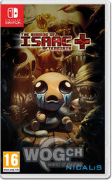 The Binding of Isaac: Afterbirth + Switch