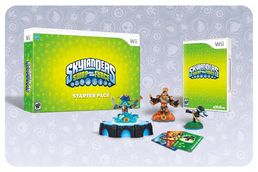 Skylanders SWAP Force Starter Pack Wii