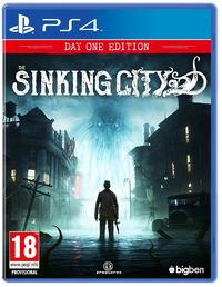The Sinking City PS4 kansikuva