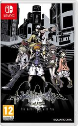 The World Ends With You: Final Remix Switch kansikuva