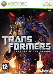 Transformers 2: Revenge of the Fallen Xbox 360