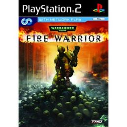 Warhammer 40 000: Fire Warrior PS2