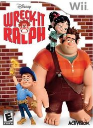 Disneys Wreck It Ralph Wii