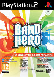 Band Hero - Standalone Game PS2