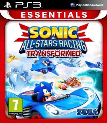 Sonic & All-Stars Racing Transformed Essentials PS3