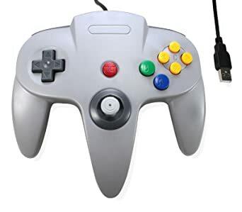 Nintendo 64 Ohjain