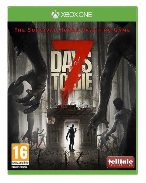 7 Days To Die Xbox One  3255f8eccd414